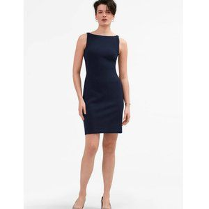 M.M. Lafleur The Lydia Dress in Galaxy Blue
